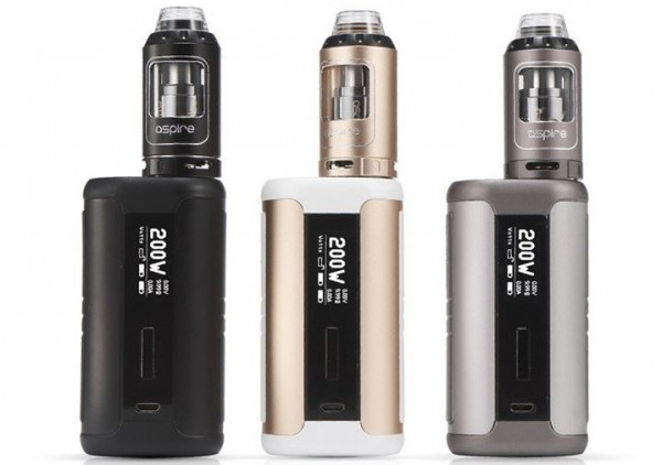 Aspire Speeder 200W/Athos 4ml