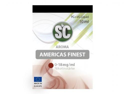 SC Americas Finest Liquid 10 ml
