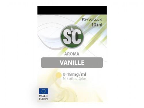 SC Vanille Liquid 10 ml