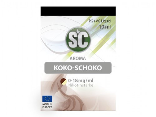 SC Koko Schoko Liquid 10 ml