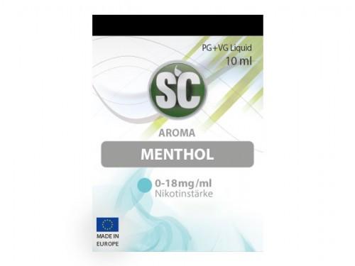 SC Menthol Liquid 10 ml