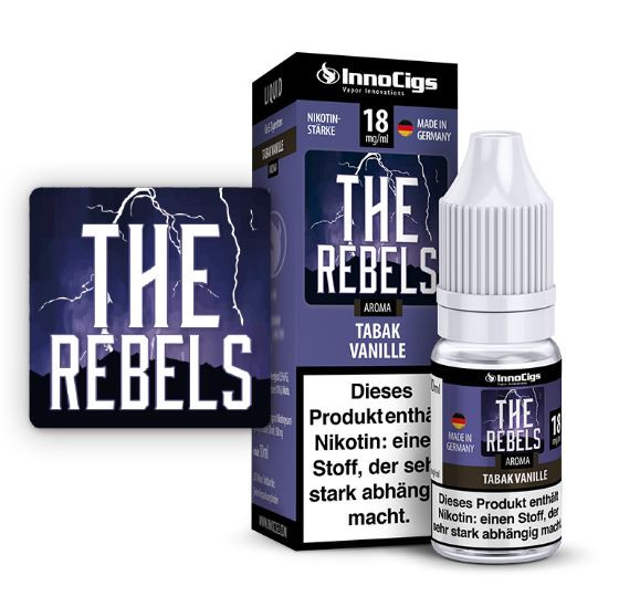 The Rebels Tabak Vanille