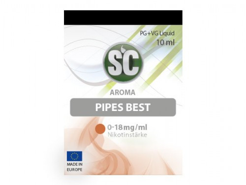 SC Pipes Best Liquid 10 ml