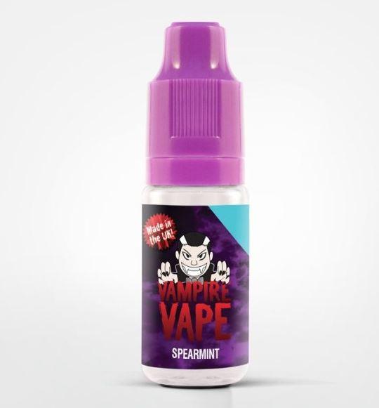 Spearmint Vampire Vape Liquid 10 ml