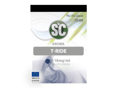 SC T-Ride Liquid 10 ml
