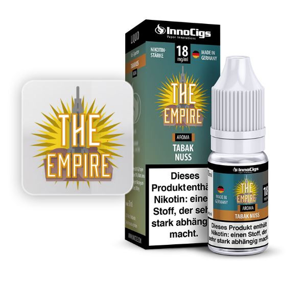 The Empire Tabak Nuss Liquid