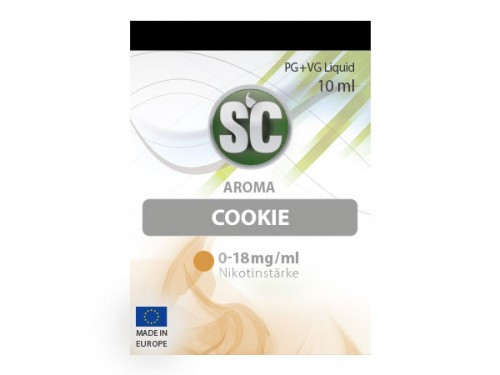 SC Cookie Liquid 10 ml