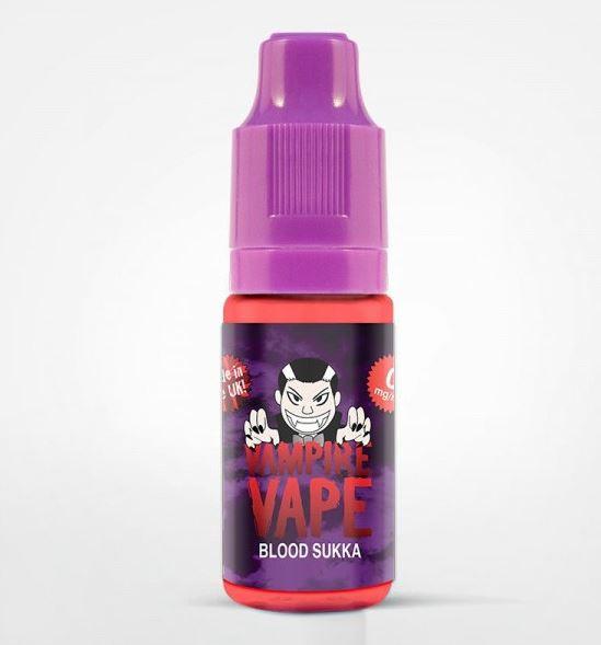 Blood Sukka Vampire Vape Liquid 10 ml