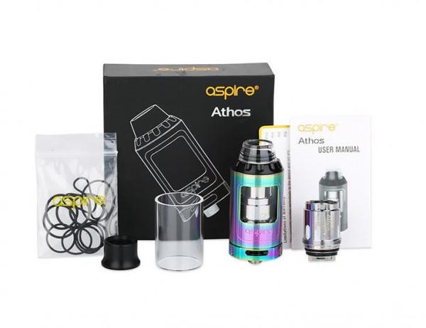 Aspire Athos Atomizer Schwarz