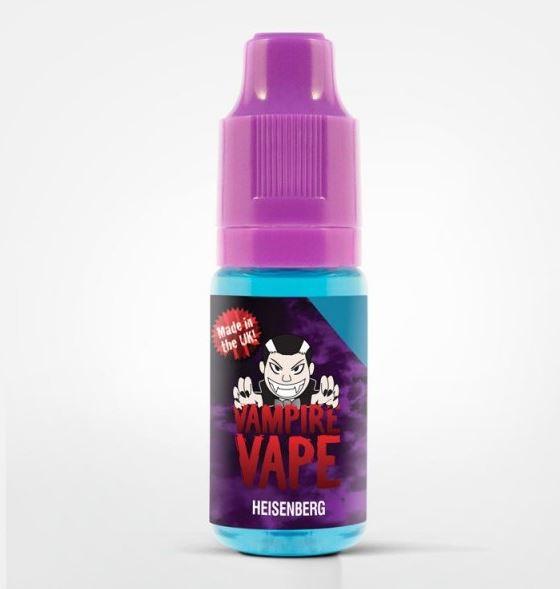 Heisenberg Vampire Vape Liquid 10 ml