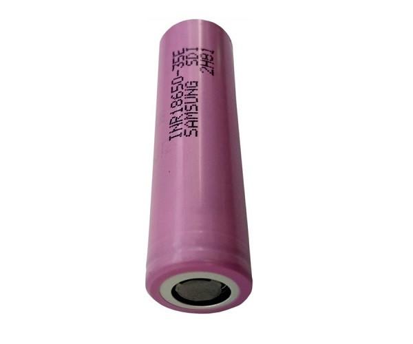 Samsung INR18650 35E 3450mAh 10A