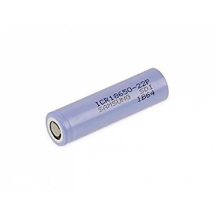 Samsung ICR18650 22P 2200mAh 3,6V - 3,7V 10A