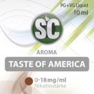 taste of America Tabak