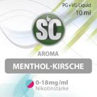 Menthol Kirsche