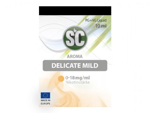 SC Delikate Mild Liquid 10 ml