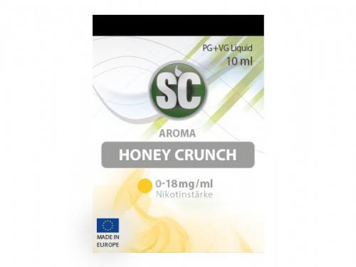 SC Honey Crunch Liquid 10 ml