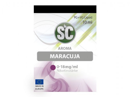 SC Maracuja Liquid 10 ml