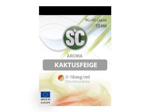 SC Kaktusfeige Liquid 10 ml