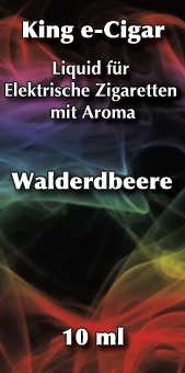 Walderdbeere Liquid 10 ml