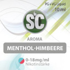 Menthol Himbeere