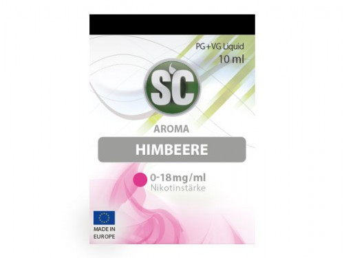 SC Himbeere Liquid 10 ml