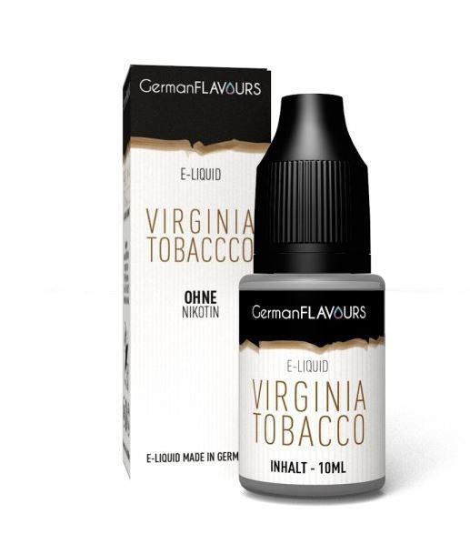 Virginia Tobacco Liquid 10 ml