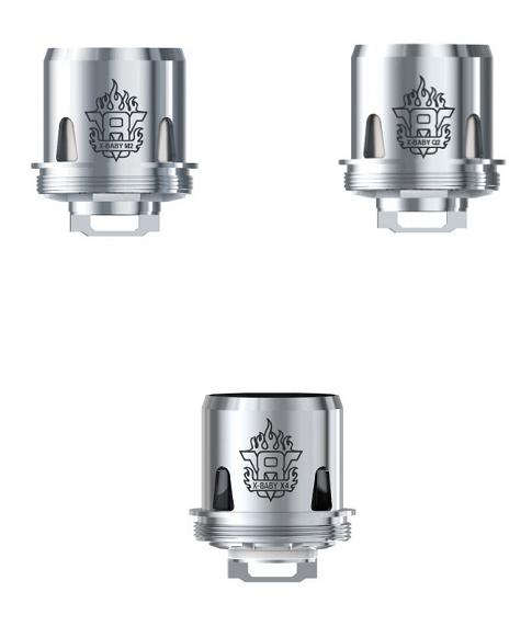 SmokTech TFV8 X-Baby Ersatz Coils